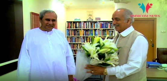 Puri Gajapati Presents Jagannath Temple's Beautification Plan To Odisha Chief Minister