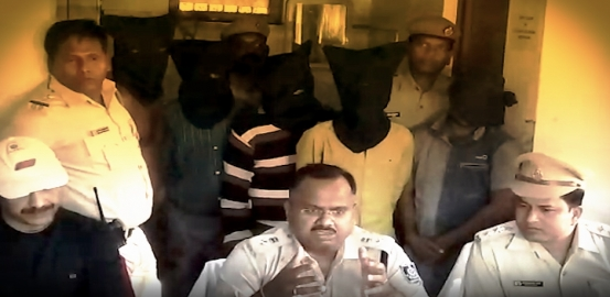 Five Including Prime Accused Nabbed In Balasore Mass Murder