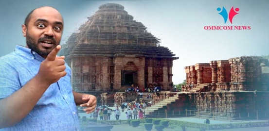 Odisha Reacts To Insensitive Remarks By Jay Panda's Aide On Konark Architecture