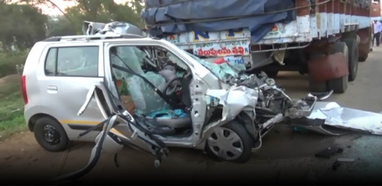 4 Including 2 women Killed In Road Mishap