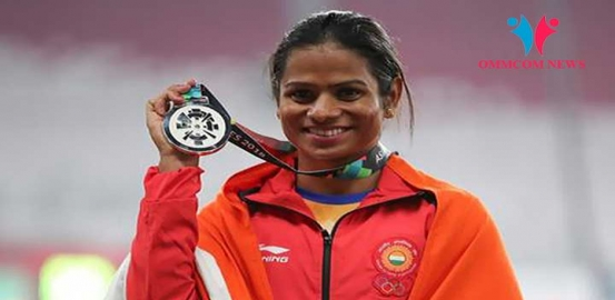 She Won A Silver Medal But She Is My Golden Girl: Dutee Chand's Mother On Sprinter's Double Silver