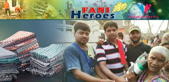 FANI: Good Samaritan 'Business Community' Extend Aid To Cyclone-Affected People In Puri