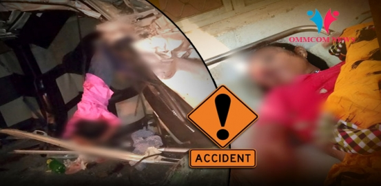 Road Mishap: Son 'Drives' To Death With Mother In Odisha