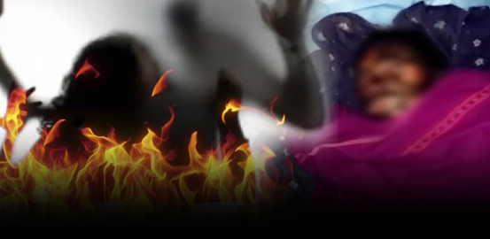Uncles Accused Of Eve-Teasing, Set Minor Niece On Fire