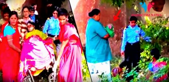 Woman In Labour Pain Denied Checkup In Koraput Medical College, Delivers Baby Near Drain