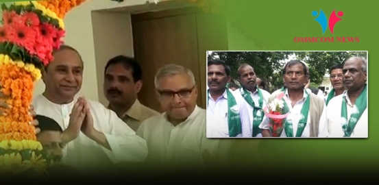 Over 500 BJP, Congress Workers From Gajapati Join BJD
