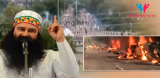 Latest Updates In The Aftermath Of Dera Chief Ram Rahim's Conviction'