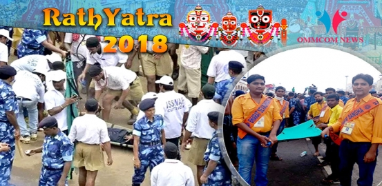Service To Mankind Is Service To God: Meet The Good Samaritans At Puri Rath Yatra 2018