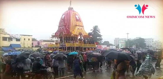 Rath Yatra 2018: An Extra Day For Darshan Of Deities On Chariots, Devotees Ecstatic