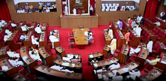 Din In Odisha Assembly Over TAC Meet Irregularities, House Adjourned