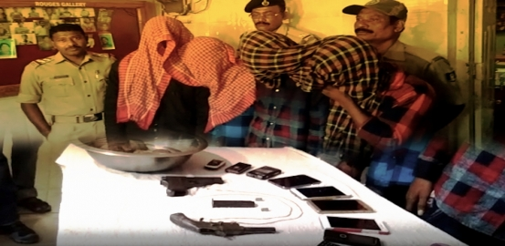 Most Wanted 4 Dacoits In Commissionerate Police Net