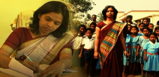 Woman Banker Quits Job To Become Sarpanch,  A Role Model For Many