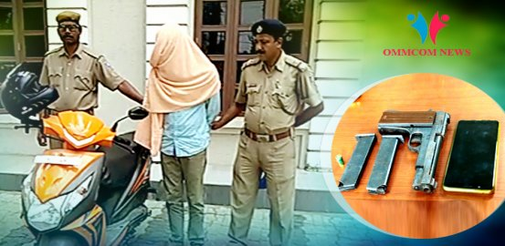 Cuttack Firing Incident: Mystery Solved, Accused Arrested, Revenge Plot Uncovered