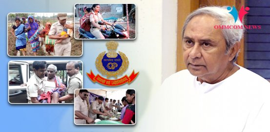 "CM Releases ""Cyclone FANI-2019 Police Response"", Lauds 'Outstanding Work' Of Odisha Police"