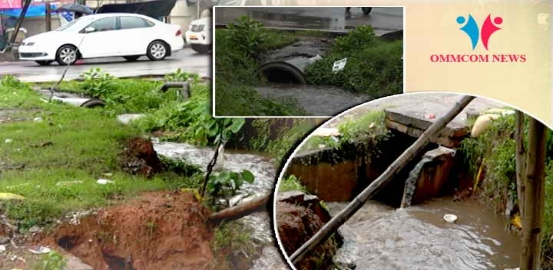 A Day After Man's Death, OMMCOM NEWS Does A Status Check On Open Drains In Bhubaneswar