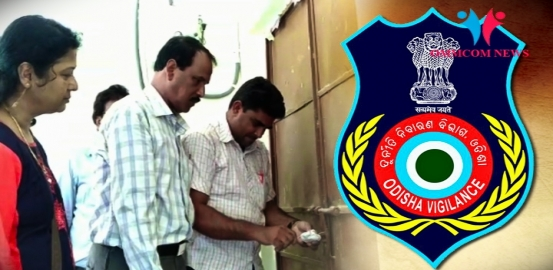 Vigilance Raid On Legal Metrology Official's Property In Odisha