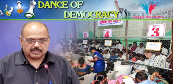 EC Prepares To Counter Heat Wave On Vote Counting Day
