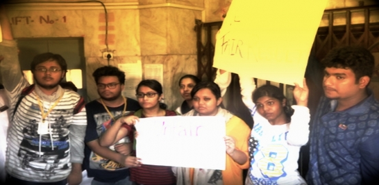 Class 12 CBSE Students Stage Protest Against Withheld Results In Odisha