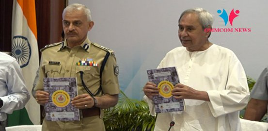 "Odisha CM Releases Coffee Table Book, Documentary Film On ""Paree"", Stresses On Citizens' Secured Environment"