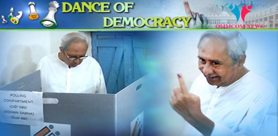 Phase-III Polls: Odisha CM Naveen Patnaik Casts His Vote In Bhubaneswar, Confident Of BJD Doing Well