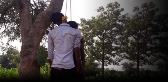 Dejected Lovebirds Hang Themselves to Death
