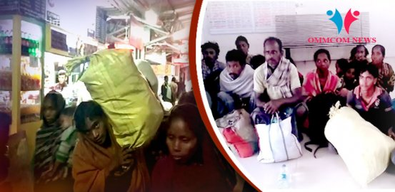 15 Odia Bonded Labourers Rescued From Telangana