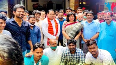 Photo of BJP MP Fined For Violating Social Distancing Norms