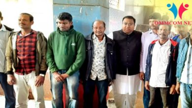 Photo of 11 Odia Migrant Labourers Rescued From Sri Lanka