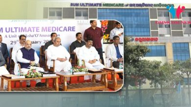 Photo of SUM Ultimate Medicare Inaugurated In Presence Of CM Naveen, Amit Shah