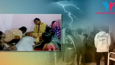 Photo of Lightning Kills Minor, Injures Eight In Odisha's Malkangiri