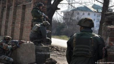 Photo of Standoff Between Terrorists, Security Forces Continues In J&K