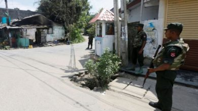 Photo of Security Beefed In SL As 2-Day Nationwide Curfew Imposed