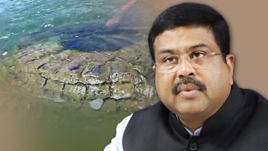 Photo of Dharmendra Pradhan Urges State To Ensure Restoration Of Resurfaced Temple In Nayagarh