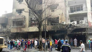 Photo of 126 killed, 152 injured in suicide car bomb attacks in Baghdad