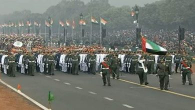 Photo of UAE Military Takes Part In Republic Day Parade In India