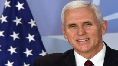 Photo of US Vice President Pence To Visit India