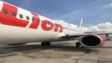 Photo of Indonesia's Lion Air Plane Crashes Into Pole In New Accident