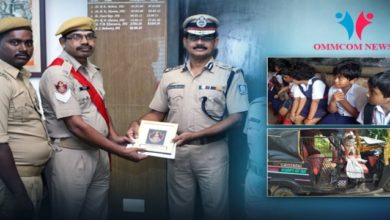 Photo of Odisha: Good Samaritan Cops Felicitated For Rescuing Bhubaneswar School Kids Soon After Road Mishap