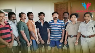 Photo of Cyclone 'Titli': Eight Andhra Fishermen Rescued Off Odisha Coast, Joint Operation Underway