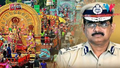 Photo of Commissionerate Police Tightens Traffic Arrangements For Immersion Of Durga Idols