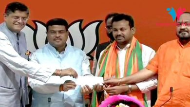 Photo of Odisha: Salepur MLA Prakash Behera Joins BJP After Quitting Congress