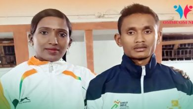 Photo of Odia Weightlifter Bhaktaram Desti Wins Gold In Commonwealth Championship