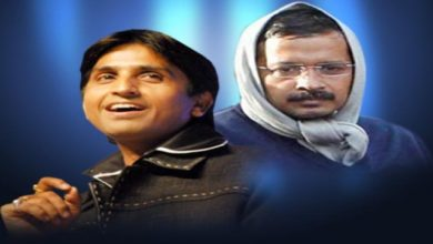 Photo of Kumar Vishwas Remains In AAP, MLA Who Took Him On Suspended