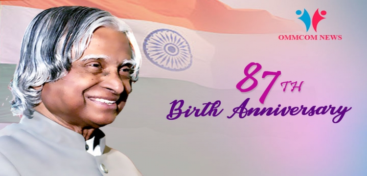 India Pays Homage To Dr A P J Abdul Kalam On 87th Birth Anniversary