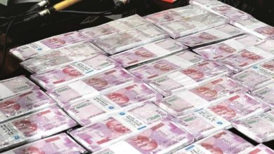 Photo of Fake Indian Currency Of Face Value Rs 9.82 Lakh Seized In Bengal