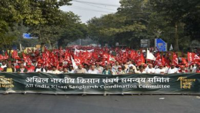 Photo of Farmers' Mega Protest On Friday In Delhi; No Police Permission Yet