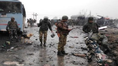 Photo of 40 Personnel Dead, 5 Injured In Pulwama Attack, Confirms CRPF