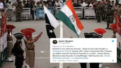 Photo of #SayNoToWar: Twitterati Talk Peace, Call To Bring IAF Pilot Home