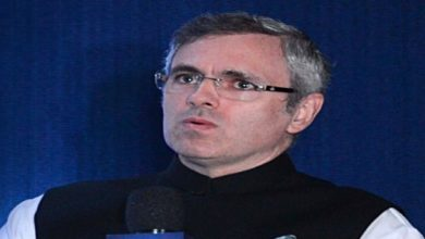 Photo of Omar Open To Alliance If Cong Agrees Seat Sharing Offer
