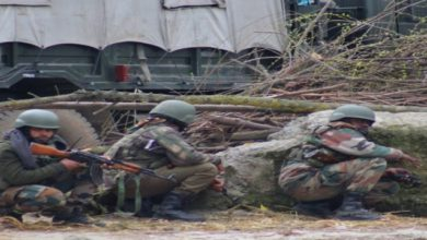 Photo of Two Militants Killed In Jammu And Kashmir Gunfight